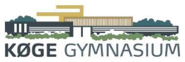 Køge gym Logo